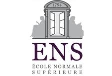 Logo Ecole Normale Supérieure